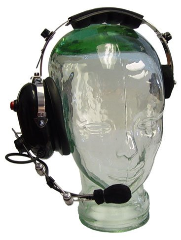 Comet Series High Noise Headset with Single Earmuff