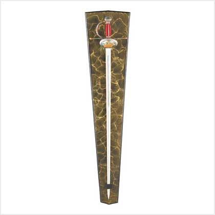 Conquistador sword