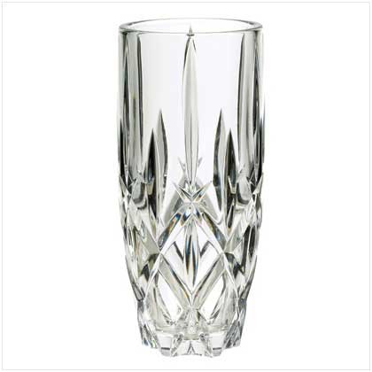 Gorham Lady Anne Crystal Vase