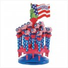 AMERICANA LIGHT HEART PEN - 2 Dozen