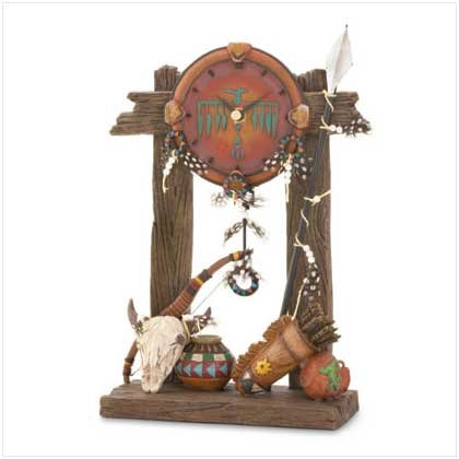 Southwest Theme Clock