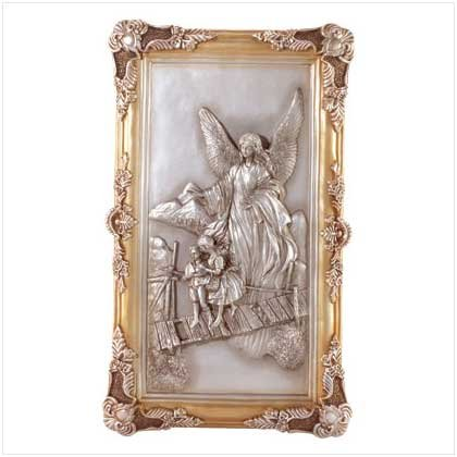 ALAB GUARDIAN ANGEL WALL PLAQ