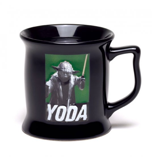 Yoda/Jedi Color Change Mug