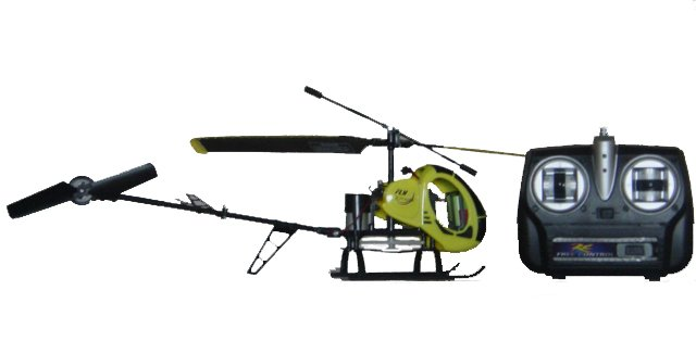 Case of 4 - X-1 High Speed RC Helicopter