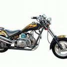 70cc - 4 Stroke Chopper - Up to 41 MPH free shipping