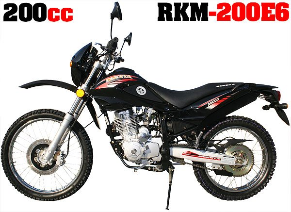 200cc Roketa Dirt Devil (Up to 57mph) F/S