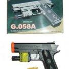 Case of 24 - Galaxy G-058 Pistols w/ lasers