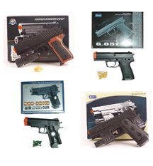 Case of 20 - Assorted Airsoft Guns