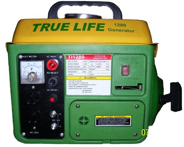 Pallet of 6 - 1,200 Watt Generators