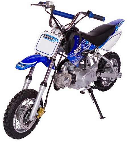 XM-700 4 Stroke 70cc Dirt Bike