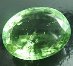 GENUINE FLOURITE OVAL SHAPE