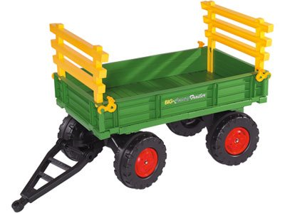 Big Country Trailer Green