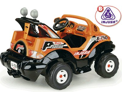Phantom Racer Truck 12v 2 Motors
