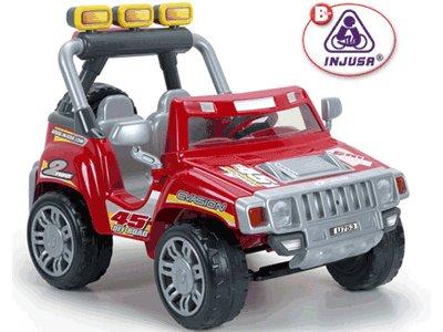 Two Evasion Jeep 12v 2 Motors