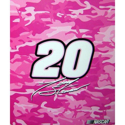 Tony Stewart Pink Camo