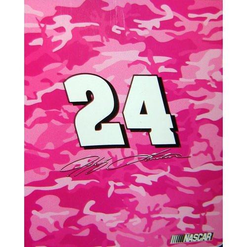 Jeff Gordon Pink Camo