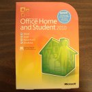 Microsoft Office 2010 Home & Student 3-Users (Windows)