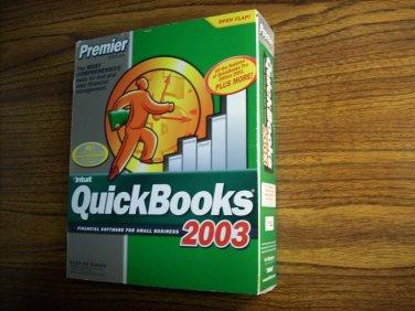 Quickbooks Premier 2003 (Windows)