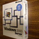 Microsoft Windows 2000 Server (5-client CAL)