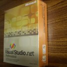 Microsoft Visual Studio .NET Professional 2002 (Windows)