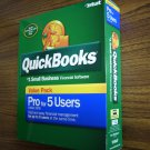 Quickbooks Pro 2006 (5-User)(Windows)