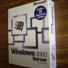Microsoft Windows 2000 Server (25-client CAL)