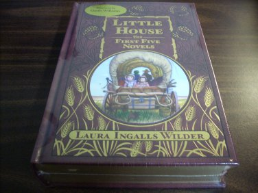 Little House: The First Five Novels Leatherbound