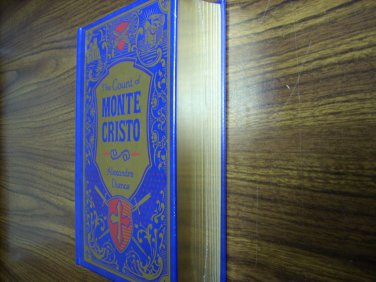 The Count of Monte Cristo Leatherbound