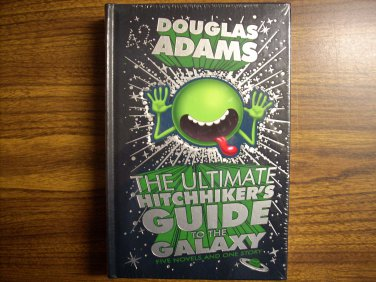 The Ultimate Hitchhiker's Guide to the Galaxy Leatherbound