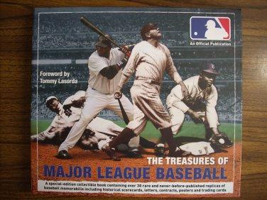 Treasures of Major League Baseball