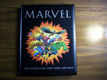 Marvel: The Characters and Their Universe