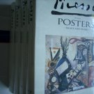 Picasso in his Posters: Image and Work: 4 Volume Set