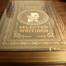 Abraham Lincoln: Selected Writings Leatherbound