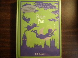 Peter Pan by J.M. Barrie Leatherbound Edition