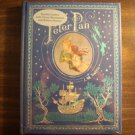 Peter Pan by J.M. Barrie Leatherbound