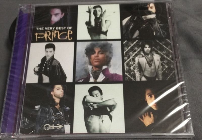 The Very Best of Prince CD