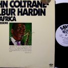 Coltrane, John and Wilbur Hardin - Dial Africa The Savoy Sessions - Vinyl LP Record - Jazz