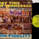 Opry Time In Tennessee - Grand Ole Opry - LP Record - Starday Label - Country