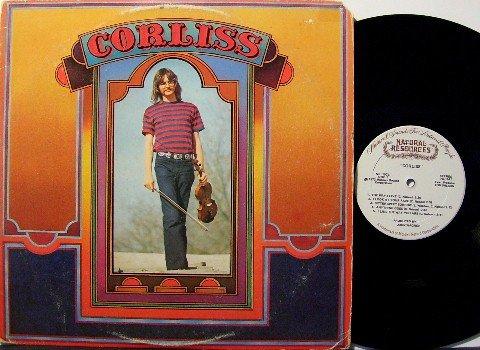 Nelson, Corliss - Corliss - Vinyl LP Record - Rare 1972 Motown - Rock Soul