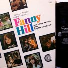 Fanny Hill - Soundtrack - Vinyl LP Record - Sexy Swedish Film - 1969 - OST