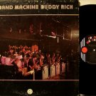 Rich, Buddy - Big Band Machine - Vinyl LP Record - Groove Merchant Jazz - with The Who medley