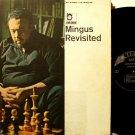 Mingus, Charles - Mingus Revisited - Vinyl LP Record - Jazz