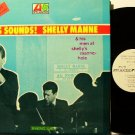 Manne, Shelly - Boss Sounds - Vinyl LP Record - Gatefold - Mono 1966 White Label Promo - Jazz