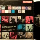 Granz, Norman - Jam Session #9 - Vinyl LP Record - Mono - Verve Jazz - 2 long tracks