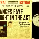 Faye, Francis - Caught In The Act - Vinyl LP Record - Mono - GNP Label - Night Club Style Jazz