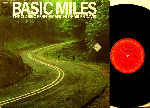 Davis, Miles - Basic Miles - Vinyl LP Record - Jazz - Classic Performances