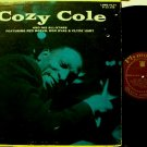 Cole, Cozy - Cozy Cole And His All Stars - Vinyl LP Record - Plymouth Label - Mono - Jazz