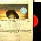 Christian, Charlie - Solo Flight - 2 Vinyl LP Record Set - with rare Radio DJ Timing Strip - Jazz