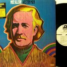 Allison, Mose - Western Man - Vinyl LP Record - White Label Promo - Atlantic Jazz - Cobham, Rainey