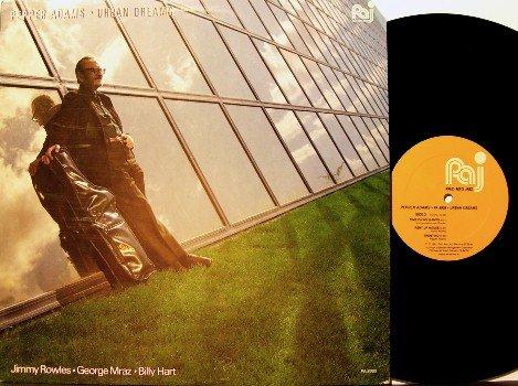 Adams, Pepper - Urban Dreams - Vinyl LP Record - Palo Alto Jazz
